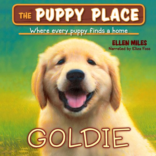 Puppy Place #1: Goldie  Audiolibri