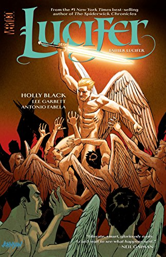 Lucifer TP Vol 2 por Holly Black