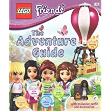[(Lego Friends: The Adventure Guide)] [By (author) DK Publishing ] published on (June, 2015)