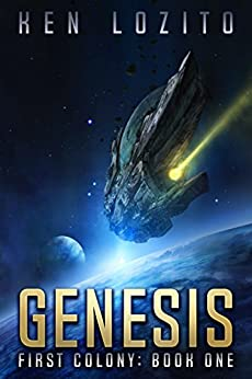 Genesis (First Colony Book 1) (English Edition)