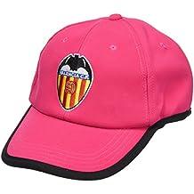 Valencia CF Gorvcf Gorra, Rojo/Negro, Talla Única
