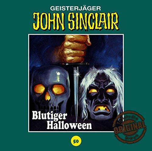 John Sinclair (50) Blutiger Halloween (Jason Dark) Tonstudio Braun / Lübbe Audio 2016