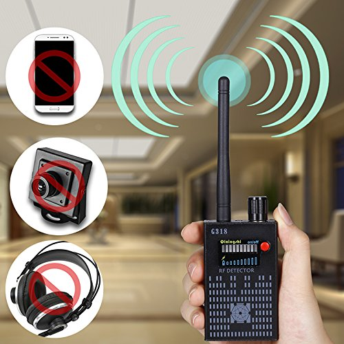 Hangang Amplification Signal Detektor Detector RF Bug Camera Wireless Bug Kamera Drahtlose Detektor Frequenz Scanner Kehrmaschine GSM CDMA GPS Tracker Finder