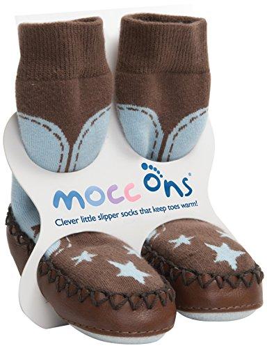 Mocc Ons , Baby Jungen Krabbelschuhe & Puschen 18-24 mths