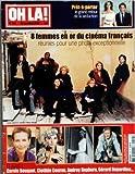 Telecharger Livres OH LA No 214 du 23 10 2002 PRET A PORTER 8 FEMMES EN OR DU CINEMA FRANCAIS REUNIES POUR UNE PHOTO CAROLE BOUQUET CLOTILDE COURAU AUDREY HEPBURN GERARD DEPARDIEU (PDF,EPUB,MOBI) gratuits en Francaise