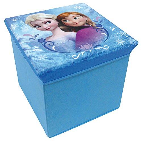 Fun House 712375 - Sgabello porta oggetti, motivo: Frozen