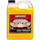 Las madres 05632Car Wash, Oro de California, grande