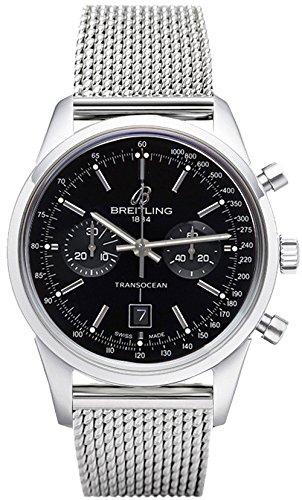 Breitling Transocean cronografo 38A4131012/BC06-171a