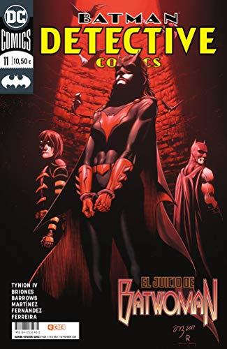 Batman: Detective Comics núm. 11 por James Tynion IV