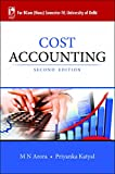 Cost Accounting (for B.Com 4Th semester)