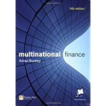 By Adrian Buckley Multinational Finance (5th Edition)