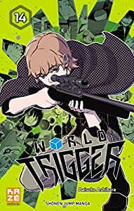 World Trigger Edition simple Tome 14