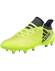 online store a39ee fa96b adidas X 17.1 SG, Chaussures de Football Homme