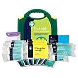Reliance Medical HSE 10 Person Workplace First Aid Kit Essential for Ref 112