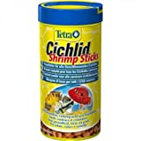Tetra Cichlid Shrimp Sticks 250 ml, Flockenfutter, Hauptfutter