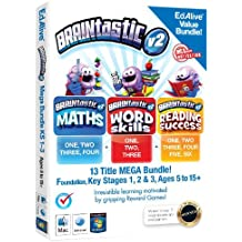BRAINtastic Version 2 Mega Bundle, Ages 5 to 15+)