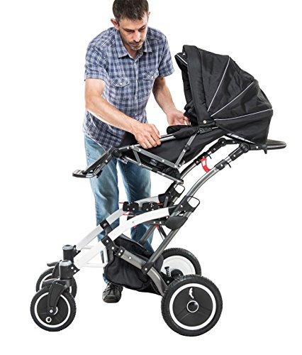 AKCES-Med – Kinderwagen für behinderte Kinder HYPO - 4
