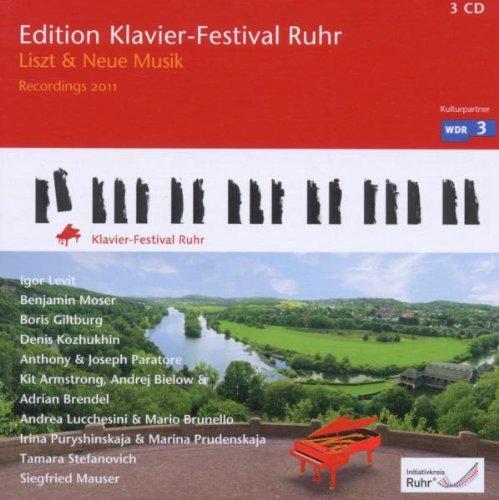 Edition Klavier-Festival Ruhr 2011 - Liszt & Neue Musik