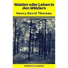Walden oder Leben in den Wäldern (Phoenix Classics)