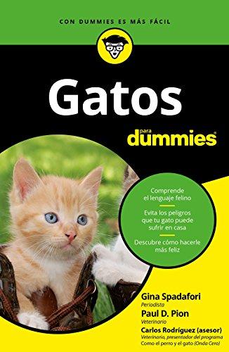 Descargar Libro Gatos (Para Dummies) de Gina Spadafori