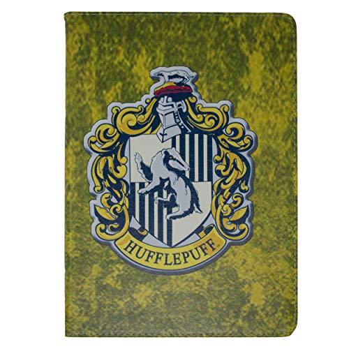 Apple iPad Mini 4 Folio Harry Potter Häuser Hülle / Schützendes PU Leder Smart Flip Hülle / iCHOOSE / Haus Hufflepuff - Mini Potter Case Ipad Harry