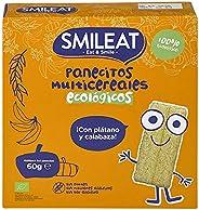 Smileat Galleta/Panecito Ecológico BIO 60 g