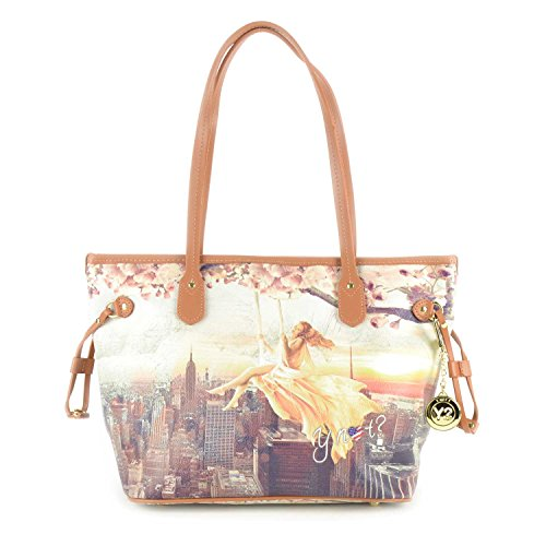 Borsa Shopping media Y Not - H336 Lovely New York