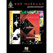 Pat Metheny: Question and Answer: Guitar Tab (Guitar Recorded Versions)