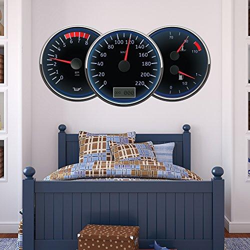 speedo-del-velocimetro-garaje-color-pegatinas-de-pared-transporte-arte-adhesivos-decor-disponible-en