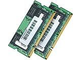 MacWay - Mémoire RAM 16 Go (2 x 8 Go) SODIMM DDR4 2400Mhz PC4-19200 pour iMac 2017