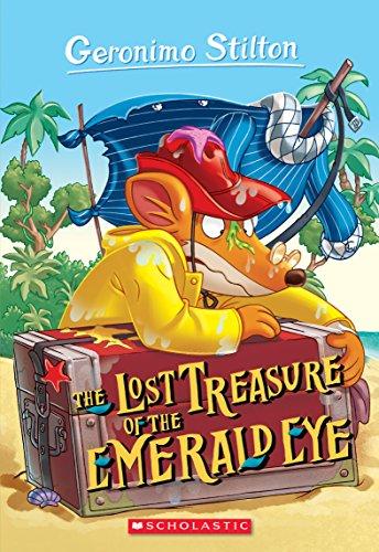 The Lost Treasure of the Emerald Eye (Geronimo Stilton)
