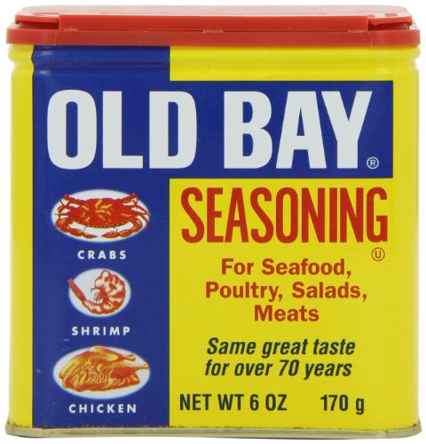 Mccormick Old Bay Seasoning 170 g (Pack of 3)