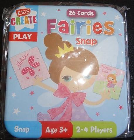Fairies Snap Cards