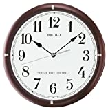 Seiko Wall Clock QXR303B Brand New