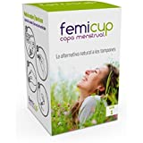 Silvestre Copa Menstrual Pequeña Femicup N.1 Talla S 300 g ...