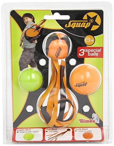 Simba 107209960 Squap 3 Spezialbälle, Verschiedene Spielwaren