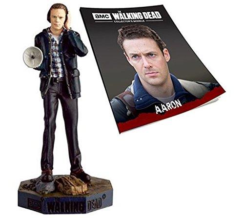 Eaglemoss The Walking Dead Collector's Models #29 Aaron - Dead Deluxe Walking