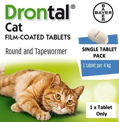 single-drontal-cat-worming-tablet-1-x-tablet-only
