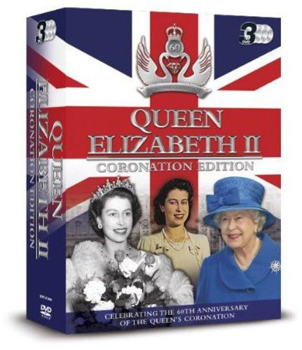 Queen Elizabeth II Coronation Edition [DVD] [UK Import]
