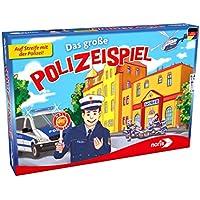 Noris Spiele 606011683 Das Große Polizeispiel