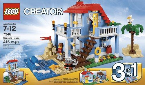 LEGO Creator Casa Playa - Juegos construcción, 7