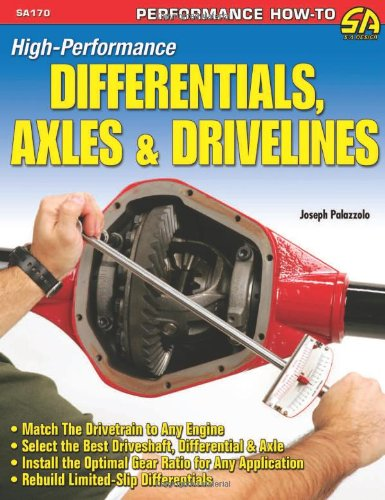 High-Performance Differentials, Axles, and Drivelines -