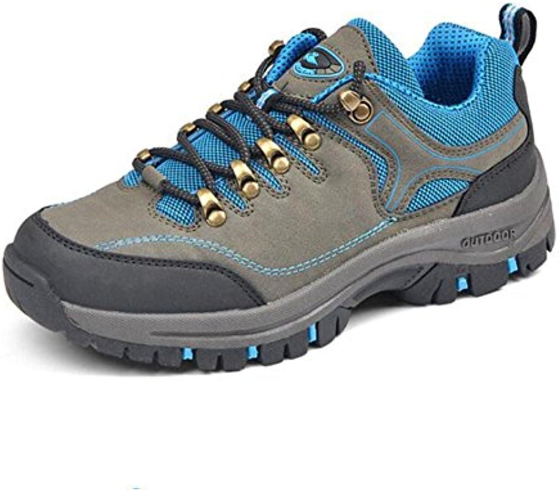 Z&HX sportsScarpe all'aperto indossano scarpe scarpe scarpe da escursionismo anti-skid , blu , 39 | Cliente Al Primo  | Uomini/Donna Scarpa