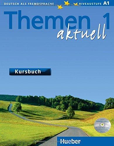 Themen Aktuell: 1: Kursbuch (German Edition) by Hartmut Aufderstrasse (2002-11-01)