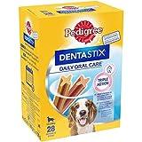 Pedigree Dentastix - Friandises pour moyen chien - 112 sticks hygiène bucco-dentaire