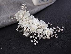 Demarkt Kunstliche Boutonniere Hochzeit Braut Blumen Anstecker