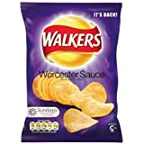 Walkers Crisps Worcester Sauce 48 x 32,5g by Yulo Toys Inc