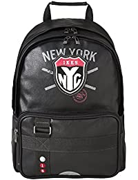 Sac à dos IKKS L Kid New York Boy NYC I5NYC SDL 2 compartiments