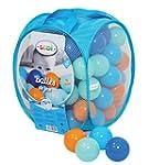Ludi - Balles de Jeu Assorties - Bleu
