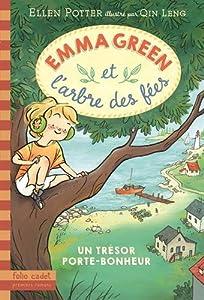 """Afficher """"Emma Green et l'arbre des fées n° 1 Un trésor porte-bonheur"""""""
